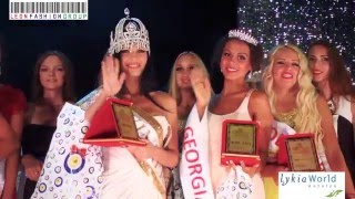 MISS EURASIA-2014 Finalshow Winners