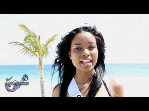 Channing Dill  Miss Bermuda Contestant April 3 2011