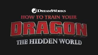 How to train your Dragon : The Hidden World - Main Theme / Soundtrack ( created by Fyrosand )