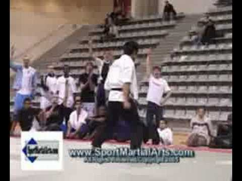 Steve Terada - 2005 French Open - Extreme Martial Arts