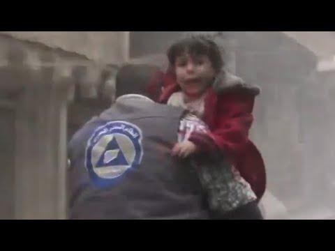 U.S. freezes funding for Syria's White Helmets