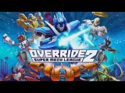 Override 2: Super Mech League - Developer Gameplay + Release Date |