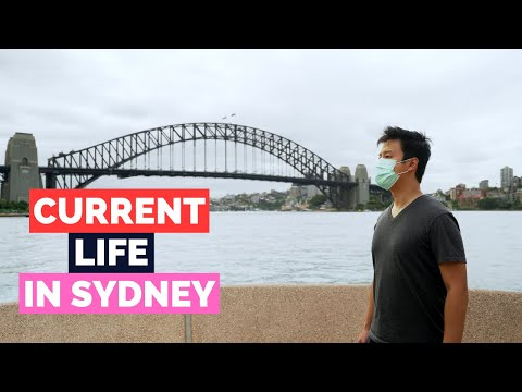 Current Situation in Sydney - Life in Sydney March 2020