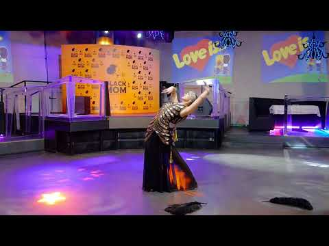 Kira Lebedeva (Habibi Lal) - Love is party in Kiev