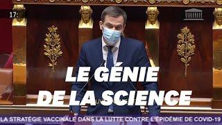 """""""La science est fantastique"""": le plaidoyer de Véran pour le vaccin"""