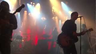 HIM - The Sacrament and Pretending live@ Helldone 28-12-2012. Full gig.