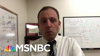 Boston Doctor Describes 'Crowded' Hospitals, Praises Medical Staff | Morning Joe | MSNBC