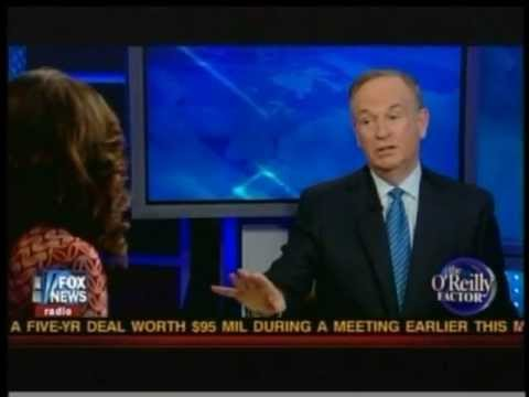 Bill O'Reilly Gently Pounds Cathy Areu on Dems' Phony Contraception Issue 03-19-12