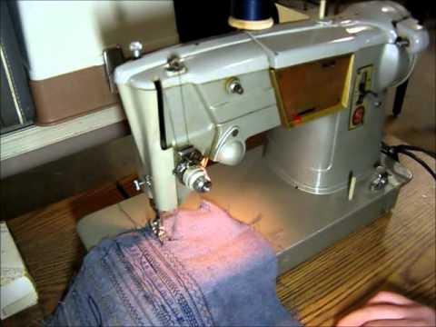 Singer 328k Sewing Machine Youtube