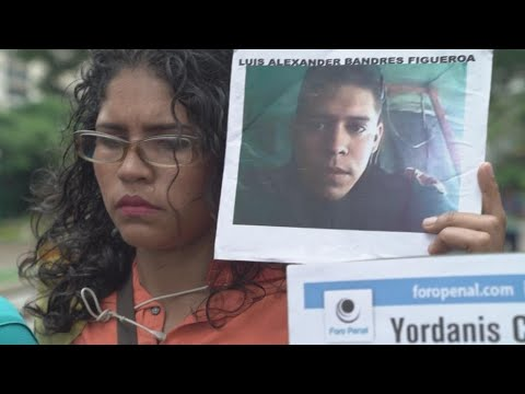Focus - The ordeal faced by political prisoners in Venezuela