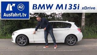 2016 BMW m135i xDrive 5 Türer F20 LCI / m140i - Fahrbericht der Probefahrt, Test, Review