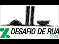 CemporcentoSKATE - Desafio de Rua 2007 - Brasília (DF)