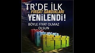 TR'DE İLK ZULA FIRSAT SANDIĞI YENİLENDİ !!!