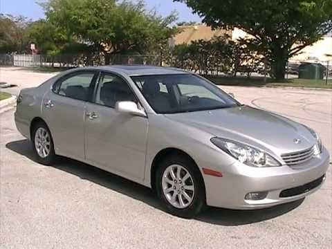 Lovely FOR SALE 2003 Lexus ES 300 Sedan Is WWW.SOUTHEASTCARSALES.NET