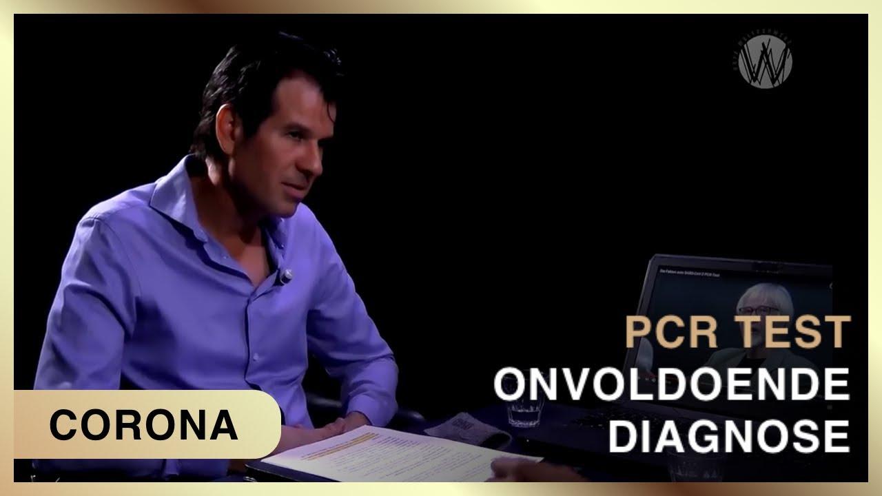 Diederik Gommers is het eens, de Covid 19 - PCR test, zegt niets!