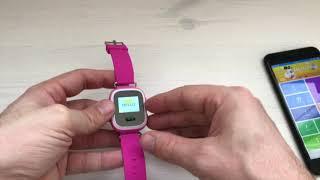 dc522f899 Dětské hodinky s GPS ...