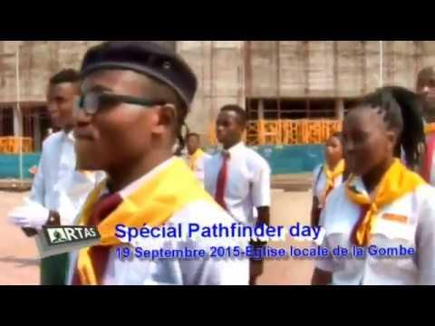 Jeunesse Adventiste Kinshasa Pathfinder-day 2015