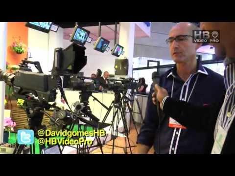 Panasonic Broadcast & Cable 2013