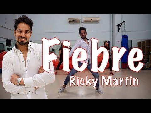 Ricky Martin - Fiebre ft. Wisin, Yandel Zumba