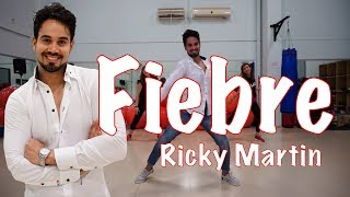 Ricky Martin Fiebre Ft Wisin Yandel Zumba Youtube