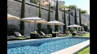 La Bastide de Gordes Hotel in Provence: Wining & Dining, Pool & Spa