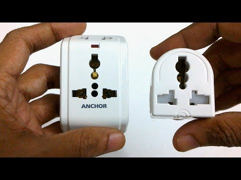 Univeral Socket Plug Adapter - Branded Vs Chinese