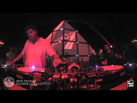 Seth Troxler | Secret Society @ Palladium Geneva | La Chambre TV