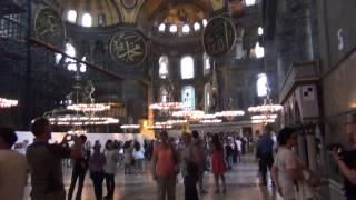 Стамбул. Собор Святой Софии(, 2013-05-13T14:15:11.000Z)