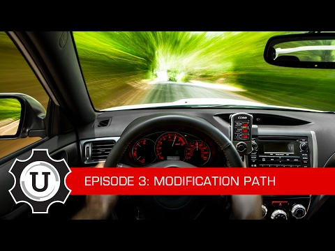 COBB Tuning - COBB University Episode #3 - Modification Path