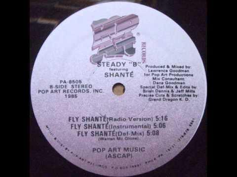 Steady B feat. Roxanne Shante - Fly Shante (Def Mix)