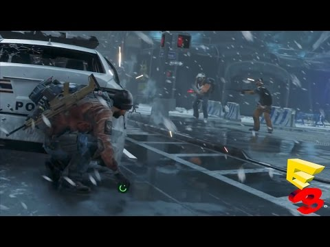 Tom Clancy's The Division E3 2015 Story Trailer - March 8, 2016 Release Date (PC, Xbox One, PS4)