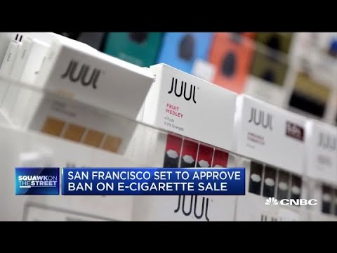 Tamo - San Francisco Is About To Be The First City To Ban E-Cigs