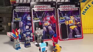 Super7 Transformers ReAction Figures Wave 1pt 2