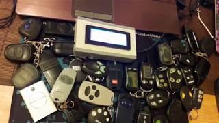 «ПДУ-Анализатор» 433,92 МГц  Для пультов от ворот, шлагбаумов, автосигнализаций