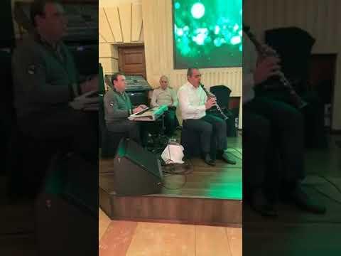 Eghishe Gasparyan Klarnet & Bellagio Hamuyt Live 19.11. 2018