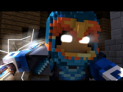 """Thunderlord's Decree"" - Minecraft Animation [Hypixel]"