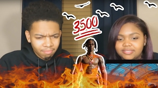 Travis Scott - beibs in the trap ft. NAV (REACTION)