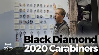 2020 Black Diamond Carabiners