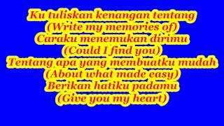 Surat Cinta Untuk Starla Terjemahan bahasa Inggris