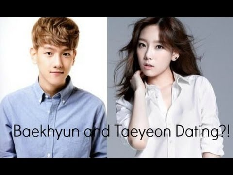 baekhyun and taeyeon dating reaction
