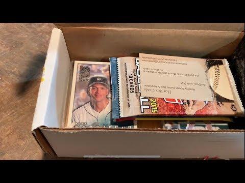 OPENING MY FIRST SUBSCRIPTION BASEBALL CARD BOX (USE PROMO CODE JABS) + NOVEMBER FINALISTS