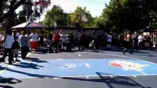 Michael purdie red bull dunk contest oakland ca Video