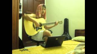 Andy Chuối A2K38 | Chiều Chia Tay (Acoustic Cover) | Kee Tam Hoàng | Phan Bội Châu Nghệ An