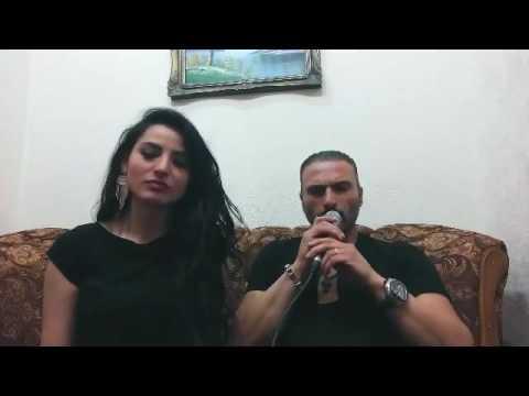 Anush Petrosyan & Alfred Galstyan - Siretsi Yes Mekin - 2016