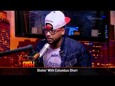 Columbus Short Talks Being Fired By Shonda Rhimes