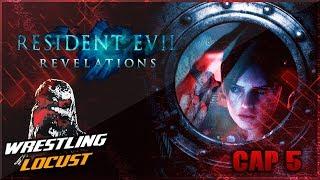Resident Evil Revelations Xbox 360 Español part 5