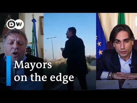 Italian mayors rant