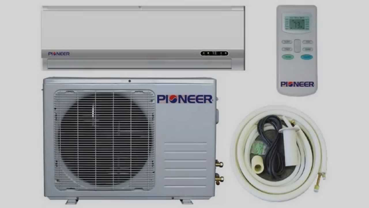 Pioneer Ductless Mini Split Air Conditioner