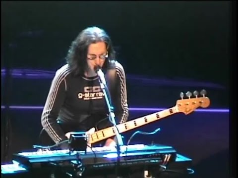 RUSH   at The Radio City Music Hall in New York City part 13  20040818  R30 Tour