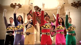 Power Rangers | Power Rangers Dino Charge Halloween Safety Tips thumbnail
